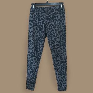 Old Navy Leopard Print Cotton Leggings